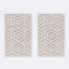 whitewashed wood wall art hexagon west elm on whitewashed wood wall art with whitewashed wood wall art hexagon whitewash wood wood wall art