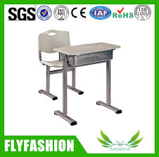 china plastic material school furniture desk and chair sf 27s china school furniture classroom furniture