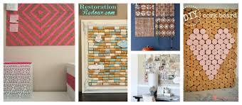 5 diy cool cork board ideas