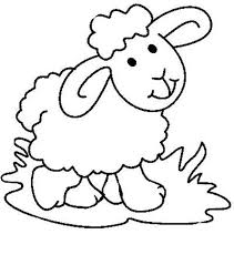 Small Picture Printable sheep coloring pages for kids ColoringStar