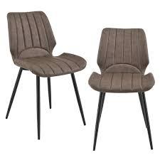 Möbel Möbel Wohnen Encasa 2x Stühle Lehnstuhl Esszimmer