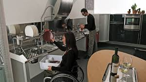 Hability Wheelchair Accessible Kitchen