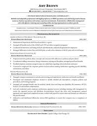 Entry Level Human Resources Resume New Sample Entry Level Human