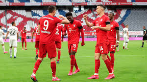 Бавария – Айнтрахт Франкфурт: обзор и счет матча 23 мая 2020