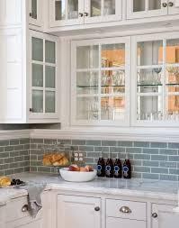 kitchen blue glass backsplash. Backsplash And Cabinet Love Kitchen Blue Glass L