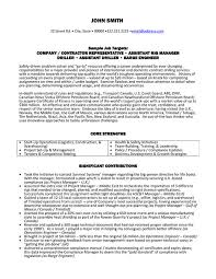 Logistics Resumes Click Here to Download this Contractor Representative Resume 53