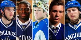 Canucks Prospect Depth Chart Canucks Prospects Have A Lot To Prove Next Season Offside