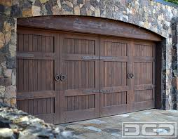 garage door stylesTuscan Renaissance 06  Custom Architectural Garage Door  Dynamic