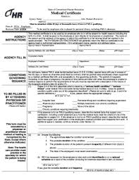 Medical Certificate Fillable Pdf Form Sample Fill Out And Sign