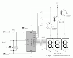 digital voltmeter 3 digit output by pic16f676 eeweb community the construction of the device uses pic16f676 for reading analog signal such as voltage and displaying the 3 digit output by using 7 segment led