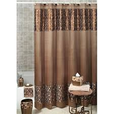 mesmerizing brown shower curtain beige and brown shower curtain fancy classy shower curtains and best brown mesmerizing brown shower curtain