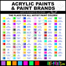 Ceramcoat Color Chart 48 Abundant Americana Acrylic Paint Conversion Chart