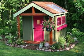 Small Picture 23 Budget Friendly Garden Shed Ideas Worth Every Dollar