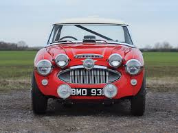 RM Sotheby's - 1964 Austin-Healey 3000 Mk III BJ8 Works Rally Car ...