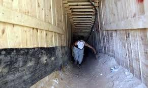 Image result for gaza egypt tunnels
