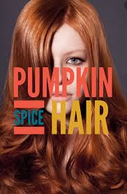 Trend Watch Pumpkin Spice Hair