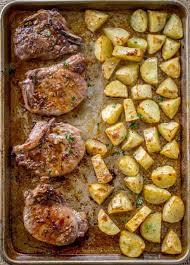brown sugar garlic oven baked pork