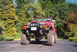 Jeep Wrangler Yj Axle Swapping Jeepfan Com