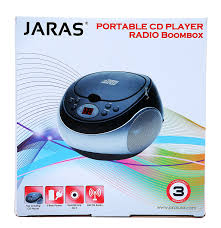 Small Cd Player For Bedroom Amazoncom Jaras Jj Box89 Sport Portable Stereo Cd Player With Am
