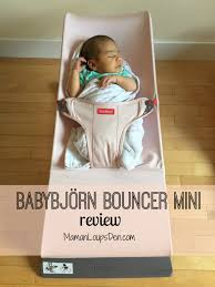 babybjorn bouncer mini review maman loup s den