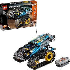 Lego 42095 Technic Ferngesteuerter Stunt Racer Lego Technic Mytoys