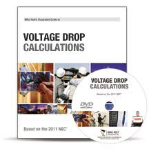 Mike Holt Voltage Drop Calculations