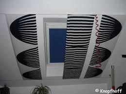 Und Ihre Nähwelt Tolle Lösung Vorhänge Für Schräge Dachfenster