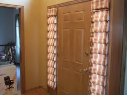 front door blindsStylish Front Door Window Coverings  Treatments Front Door Window