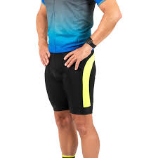Canari Cycling Shorts Size Chart Canari 1053 Killer Yellow Xl Hammerhead Gel Mens Short