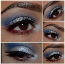 fun summer olympics 2016 makeup ideas to support team usa