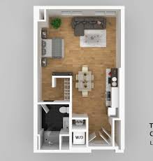 Models Chroma's Floor Plans Apartments In Cambridge MA Simple 1 Bedroom Apartments In Cambridge Ma Ideas