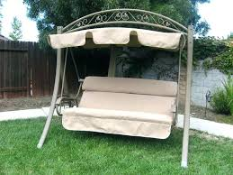 patio swing cover outdoor swing cover free chair hammock canopy roof dark futon cushion replacement