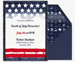 Patriotic Invitations Templates Magdalene Project Org