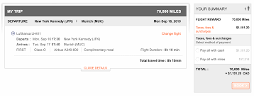 Air Canada Reward Miles Chart How To Maximize Aeroplan Miles