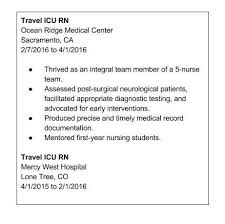 ... Peaceful Design Travel Nurse Resume 11 How To Write The Perfect Travel  Nurse Resume Get Job ...