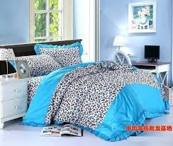 leopard print bedding sheets print queen sheet set animal print baby bedding sets