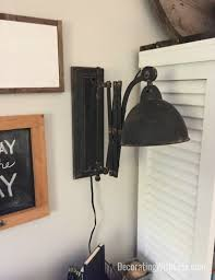 budget friendly home offices. budgetfriendly farmhouse style home office reveal wall sconce decorating with less budget friendly offices n