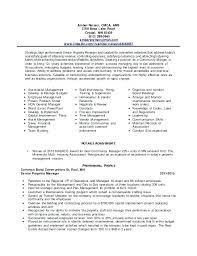 Property Management Resume Samples Asset Management Resume Sample It Asset Manager Resume Property