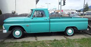 1966 Chevy Pickup For Sale (SOLD) - YouTube