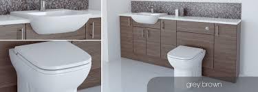 brown bathroom furniture. fitted furniture brown bathroom b