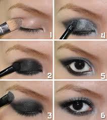 how do you apply smokey eye makeup how to do smokey eye makeup top