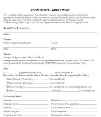 How Do You Make A Lease Agreement New Printable Sample Rental Lease Agreement Templates Free Form Business