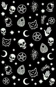 dark cute pattern wallpaper. Perfect Dark Skull Wallpaper Iphone Dark Phone Wallpapers Halloween Black  Iphone On Cute Pattern A