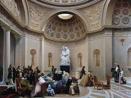 mass in the chapel 1835 chapelle de la sorbonne chappelle de la