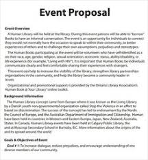 Informal Proposal Letter Example | Writing A Project Proposal A ...