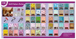 Patterned Paint Rollers Simple Hot Sell Decoration Pattern Paint Roller Buy Decoration Roller