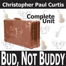 bud not buddy unit novel study curtis literature guide tpt bud not buddy unit novel study curtis literature guide