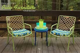 moroccan garden furniture. Spray Paint Patio Furniture Makeover Moroccan Garden N