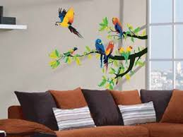 Small Picture Bird Image for Wall Decoration Modern Wallpaper Stickers and