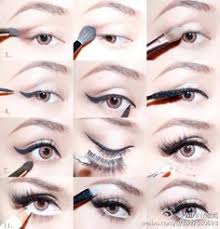 step by step eye makeup pics my collection pin up